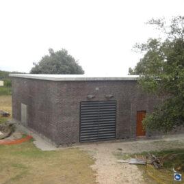 SCHOENMAKERSKOP – BUILDING OF PUMP HOUSE